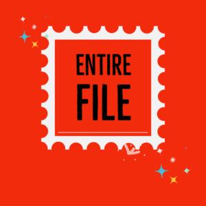Entire File